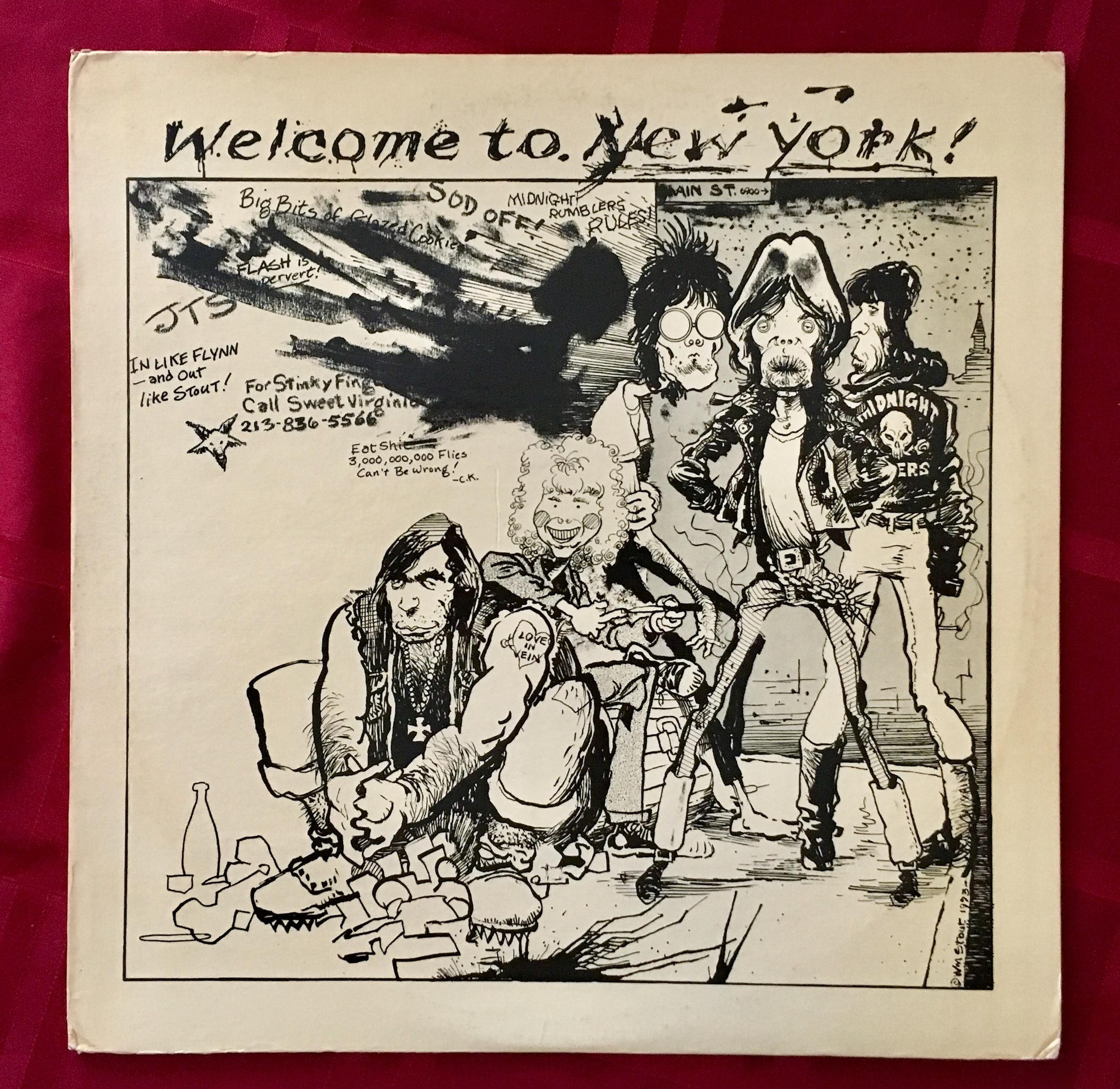 Welcome to New York - Rolling Stones - Music Banter