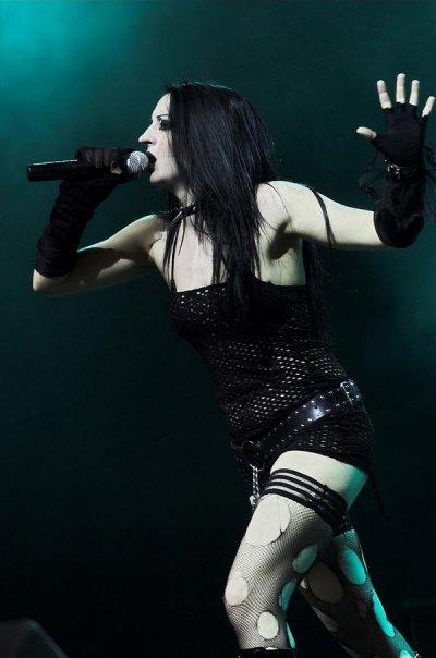 goth metal music: